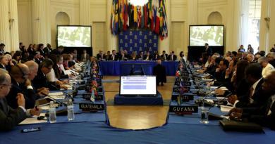 EUA presiona a Nicaragua en la OEA para reformar su sistema electoral