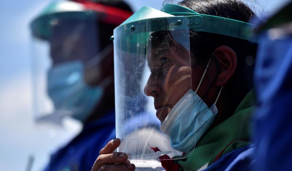 Colombia registra más de 8 mil 200 contagios nuevos por COVID-19