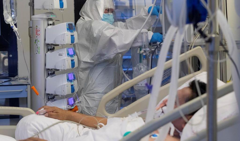 España supera el millón de casos de COVID-19