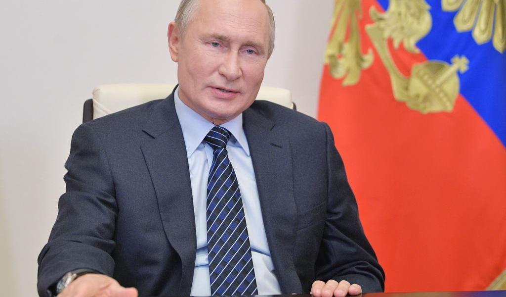 Niega Putin injerencias en EUA tras la acusación del FBI contra Rusia e Irán