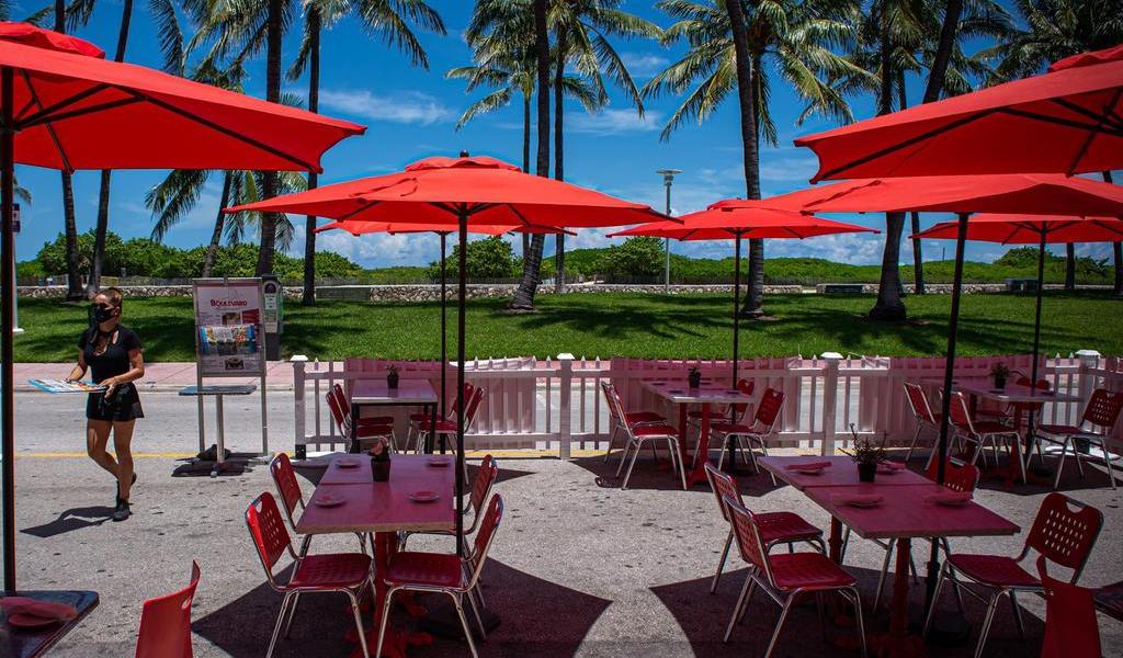 Cierre de hoteles por COVID-19 hace perder 3 mil 300 MDD en Miami