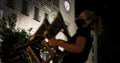Vuelve España a estado de alarma ante segunda ola de COVID-19