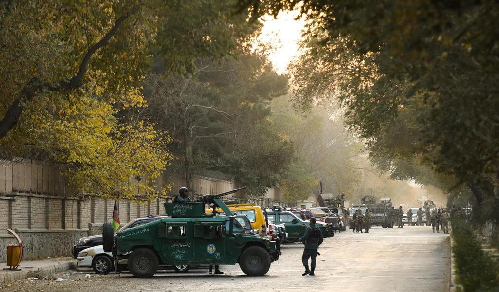 Ataque a Universidad de Kabul deja 22 muertos
