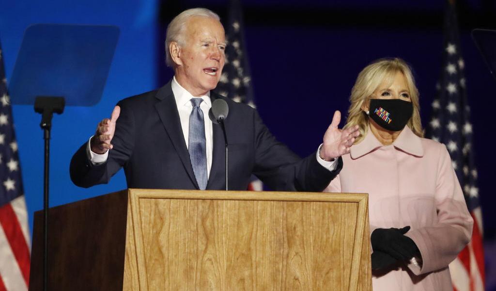 Joe Biden insiste EUA regresará al Acuerdo de París si es presidente