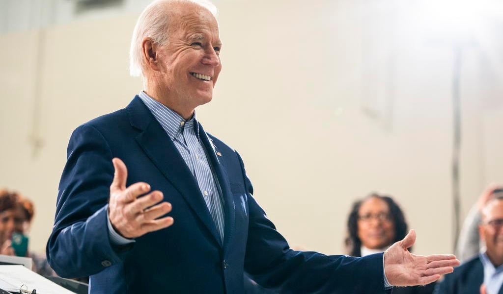 'Si Biden gana, echará a intrusos de la Casa Blanca', advierte vocero a Trump
