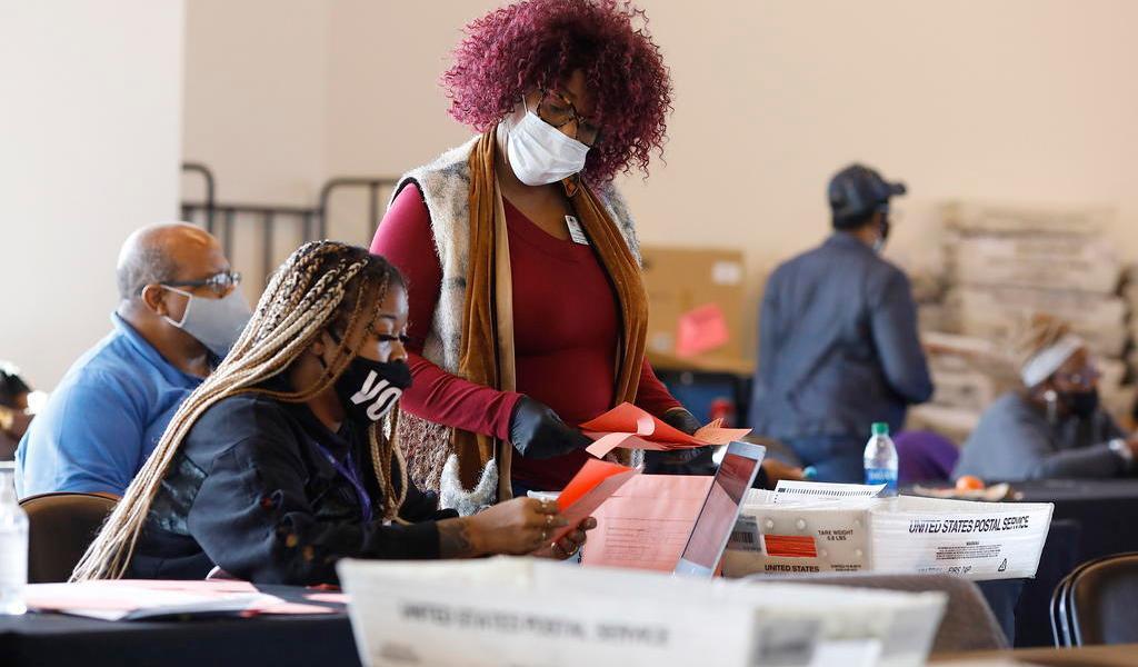 Nevada todavía tiene 63 mil votos por contar; podría tardar hasta el domingo