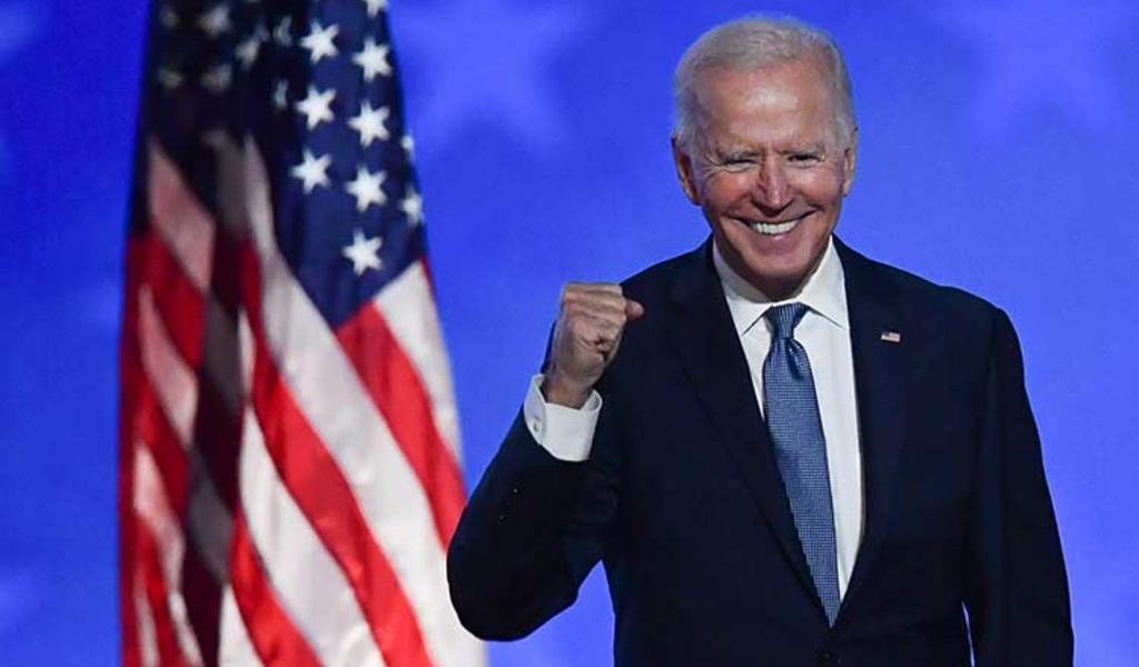 Joe Biden gana las elecciones de los Estados Unidos