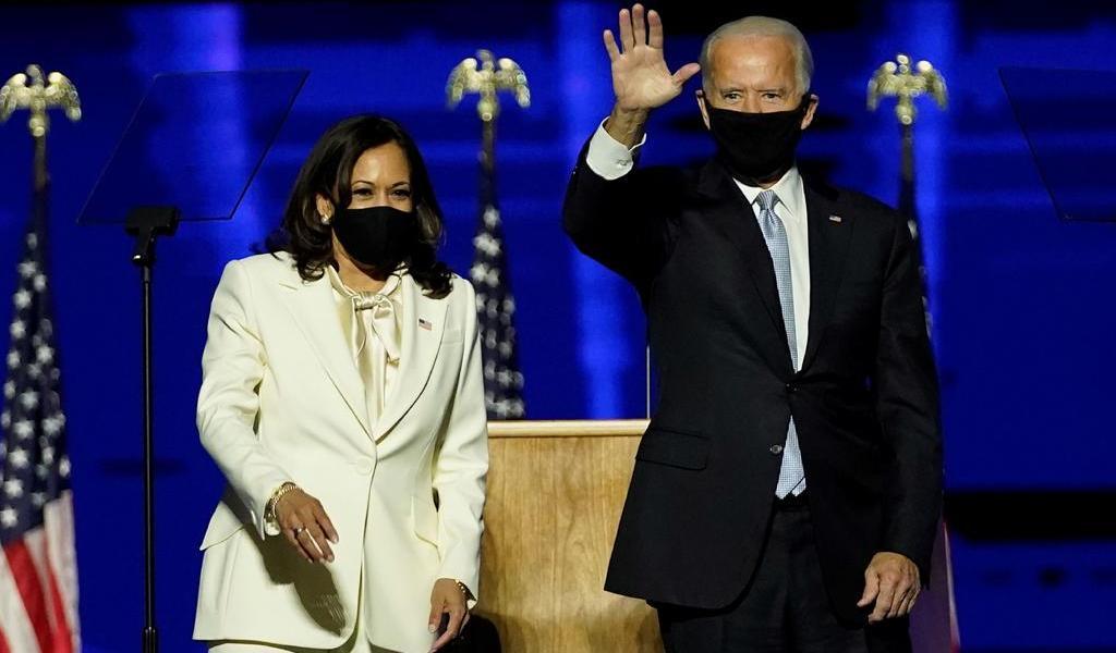 Anuncia Joe Biden a grupo de expertos para hacer frente al COVID en EUA