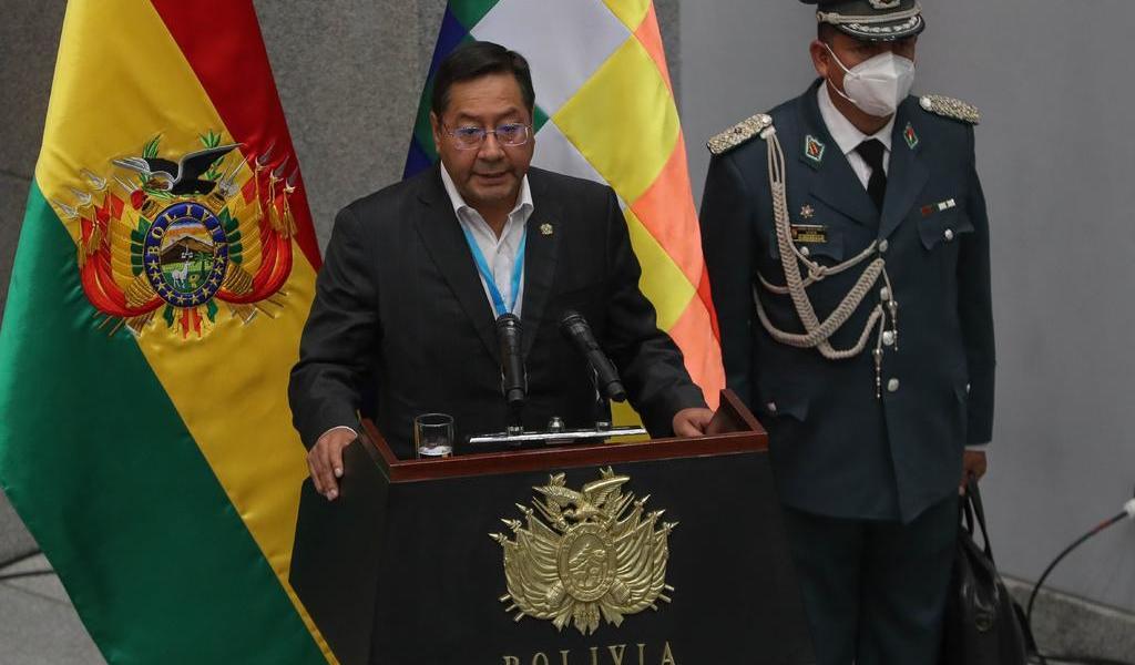 Así conforma el nuevo presidente de Bolivia su gabinete