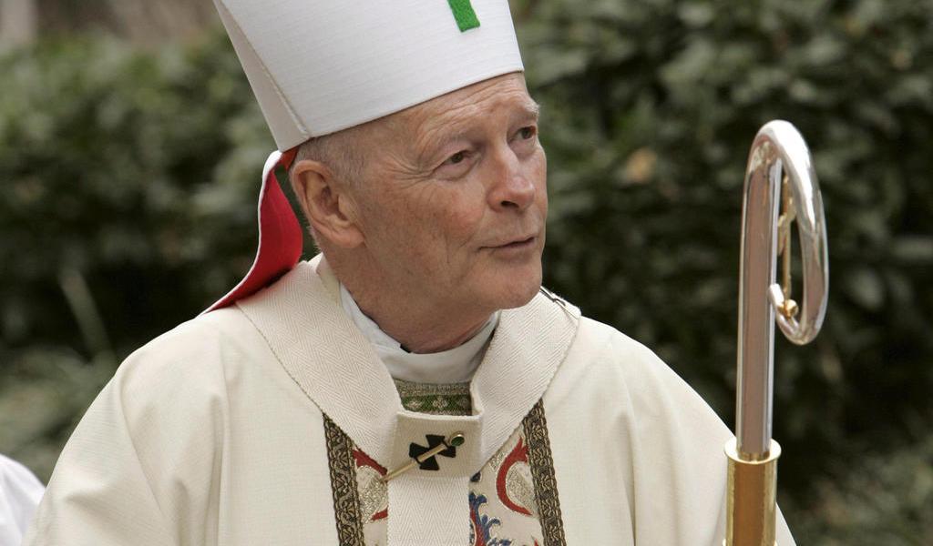 Concluye Vaticano investigación contra excardenal Theodore McCarrick por abusos