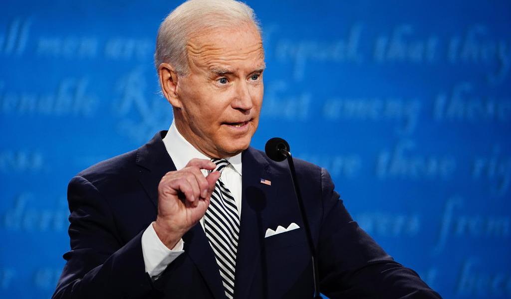 Espera Joe Biden trabajar de la mano con el papa Francisco
