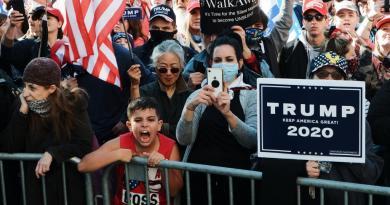 Washington vive en tensión tras altercados entre seguidores y detractores de Trump