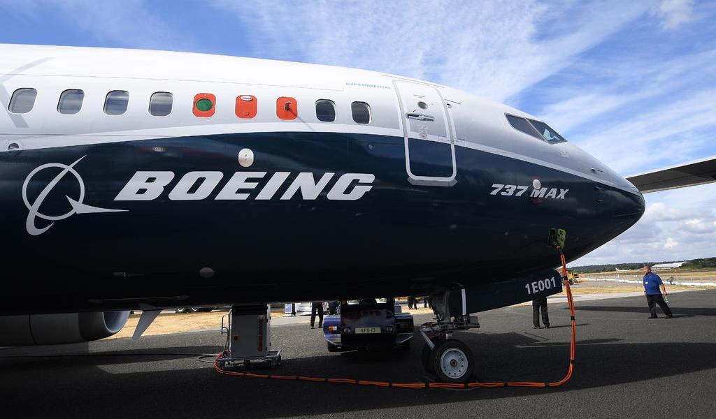 EUA autoriza vuelos para el Boeing 737 Max