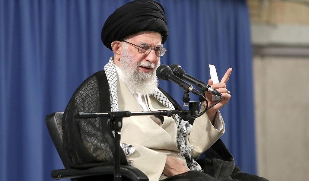 Sanciona EUA a una fundación vinculada al líder supremo de Irán