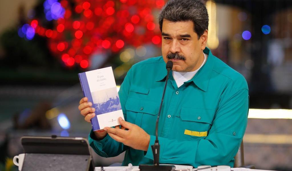Maduro acusa a Duque de robar recursos para atender a migrantes venezolanos
