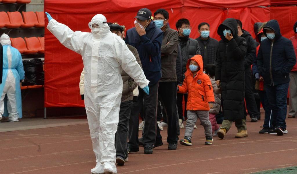 China detecta 17 casos positivos por coronavirus