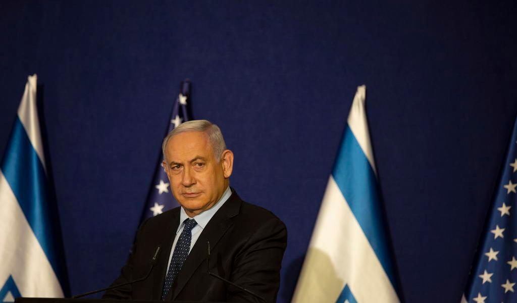 Rechaza Netanyahu 'vuelta atrás' de EUA a pacto nuclear con Irán
