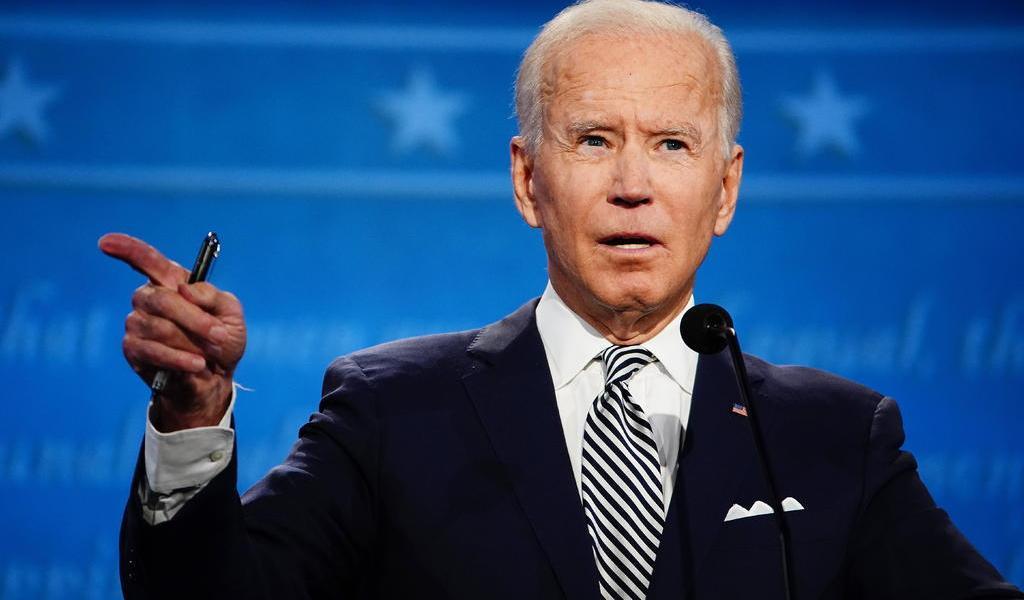 Ratifica Biden su compromiso de luchar contra el cambio climático