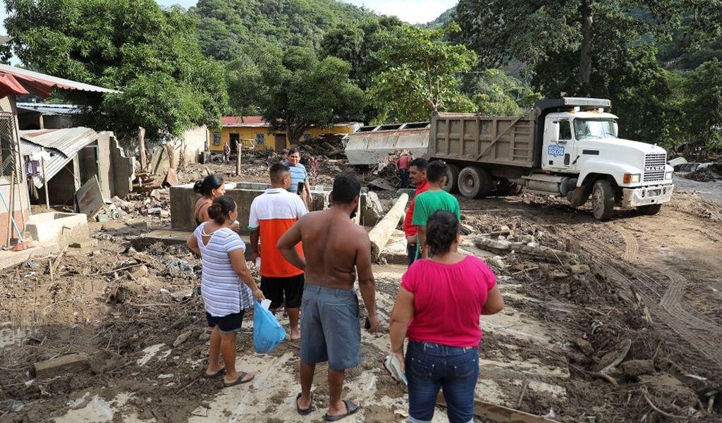 Enviarán ayuda desde EUA a Honduras tras eventos tropicales