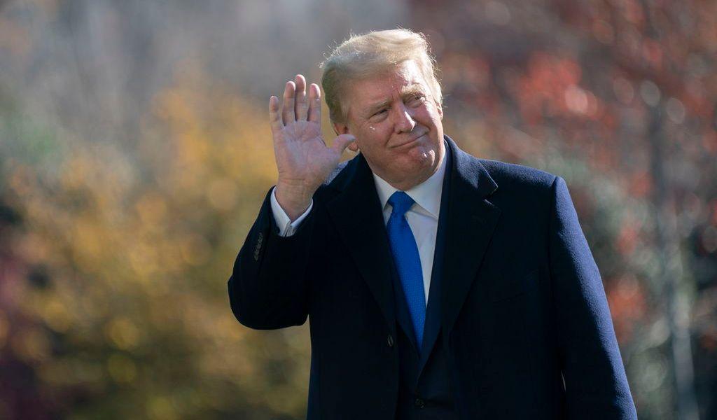 Sostiene Trump 'el fraude'