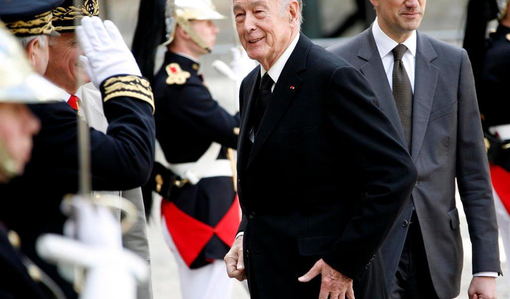Fallece el expresidente francés Valéry Giscard a los 94 años de edad