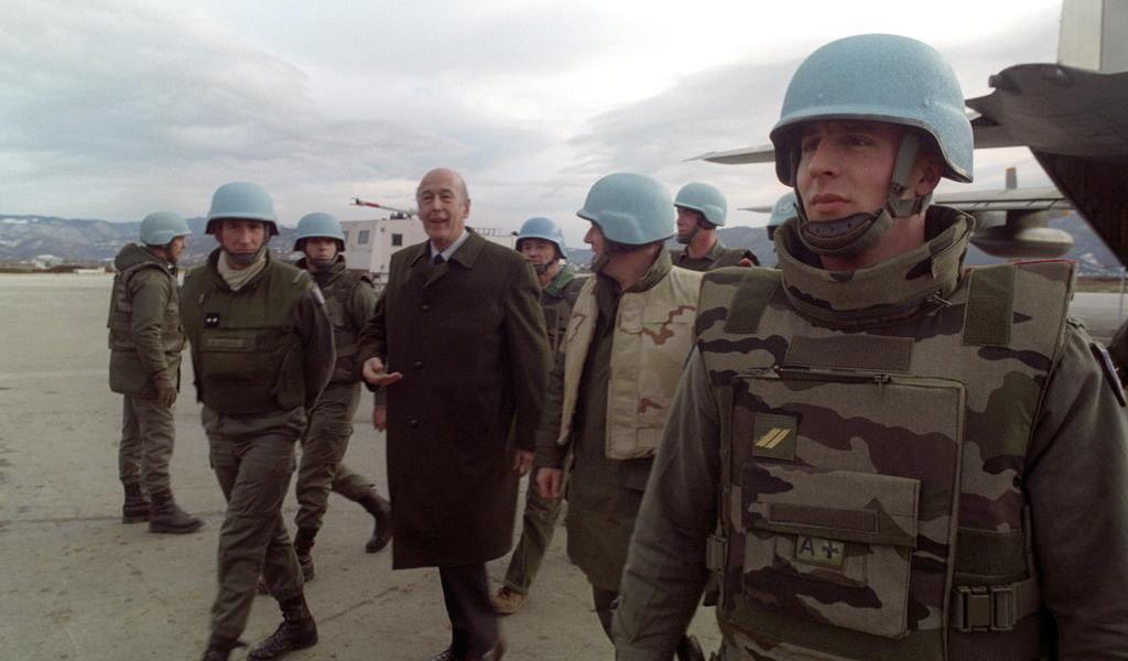 ¿Quién fue Valéry Giscard, expresidente de Francia fallecido hoy?