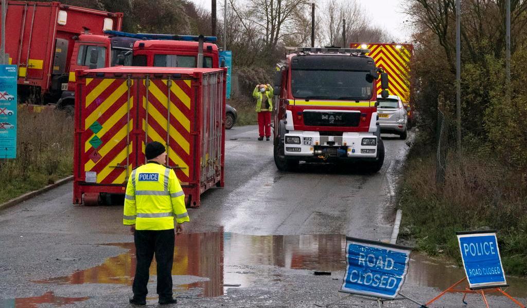 Explosión en suroeste de Reino Unido deja 'muchas víctimas'
