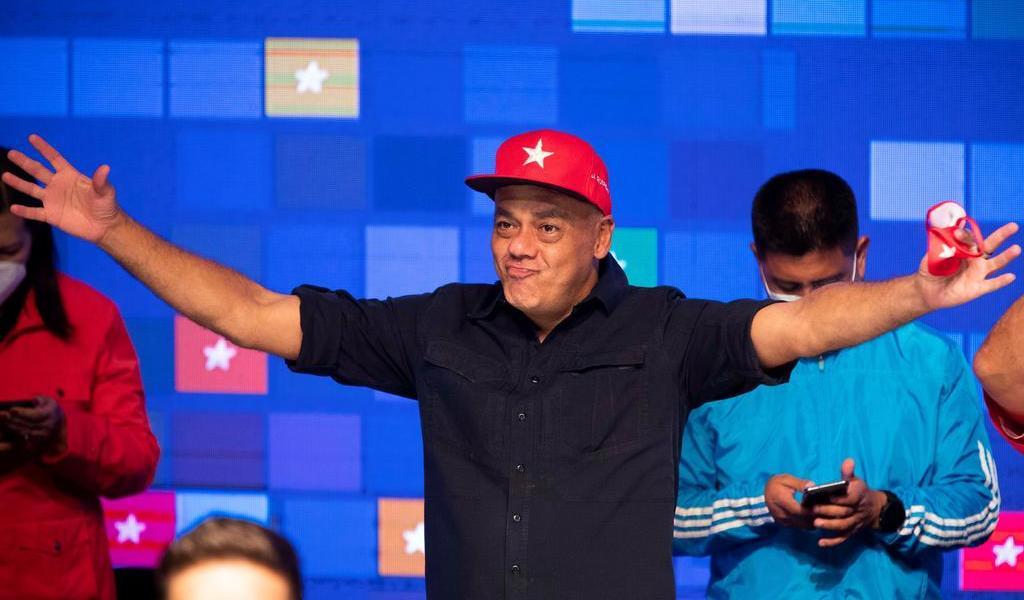 Afirma chavismo que ganó las legislativas venezolanas con 72 % de los votos