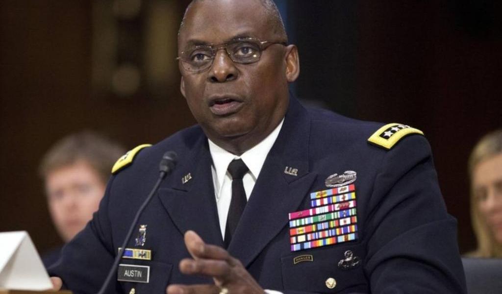 Planea Biden nominar al general Lloyd Austin como secretario de Defensa