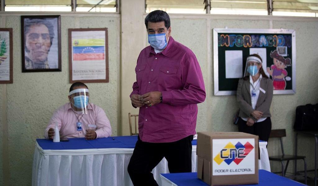 Aprueba OEA resolución en rechazo a elecciones de Venezuela