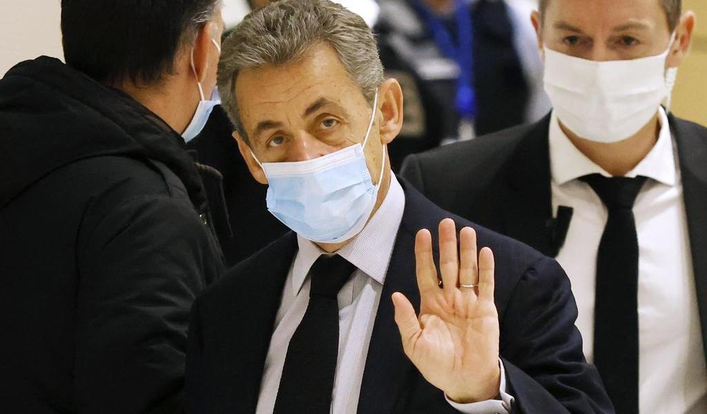 Veredicto del juicio a Sarkozy se dictará el 1 de marzo