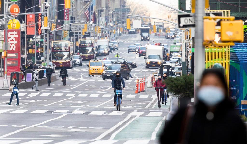Avisa Nueva York que podría necesitar otro 'cierre total' por COVID-19