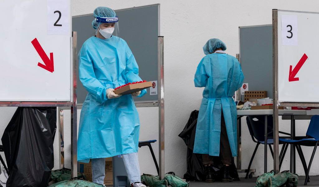 Revisará OMS muestras chinas para indagar origen del COVID-19