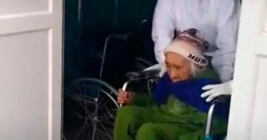 Mujer de 108 años supera al COVID-19 en Perú