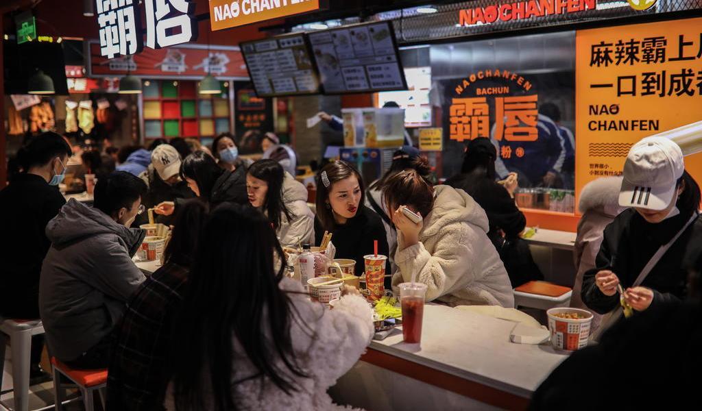 China suma 17 contagios nuevos de coronavirus