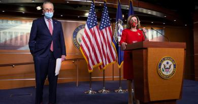 Aprueba Congreso de EUA paquete de estímulo por 900 mil mdd
