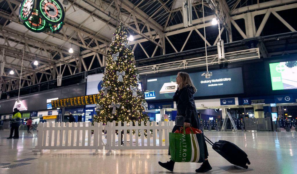 Suspenden vuelos con Londres…