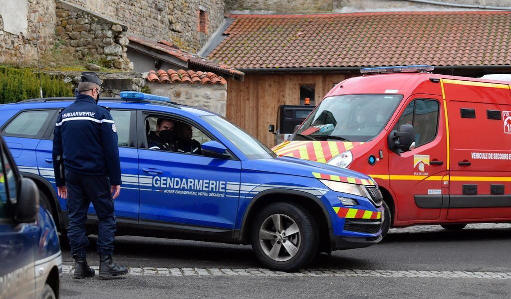 Mata a 3 policías en Francia tras golpear a su pareja