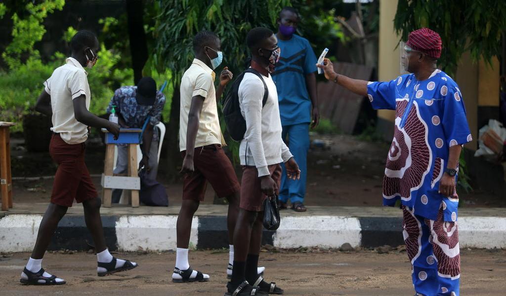 Detectan nueva variante del COVID-19 en Nigeria