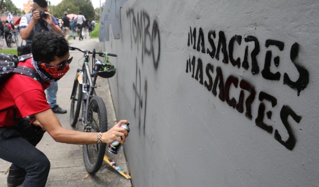 Denuncian asesinato de excombatiente FARC