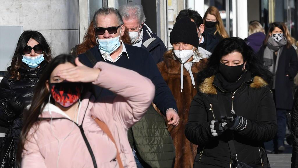 Supera Italia los 80 mil muertos por COVID-19