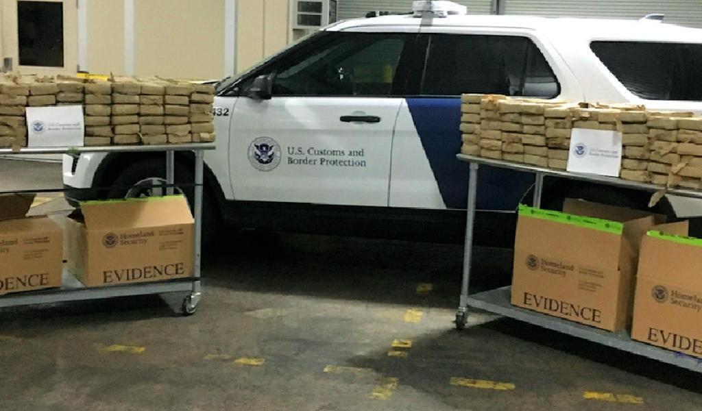 Incauta EUA más de 300 kilos de cocaína en vuelo de Islas Vírgenes a Florida