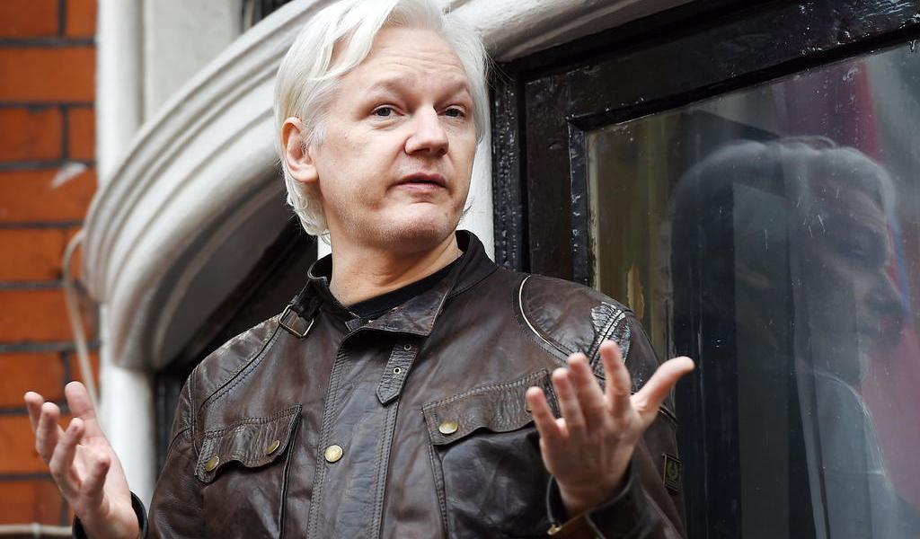 Recurre EUA al fallo que impidió la extradición de Julian Assange