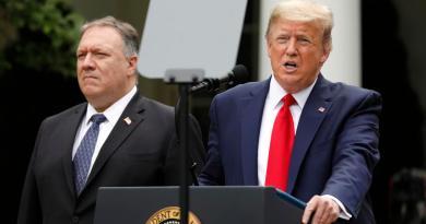 Sanciona Irán a varios responsables de EUA; incluidos Trump y Pompeo