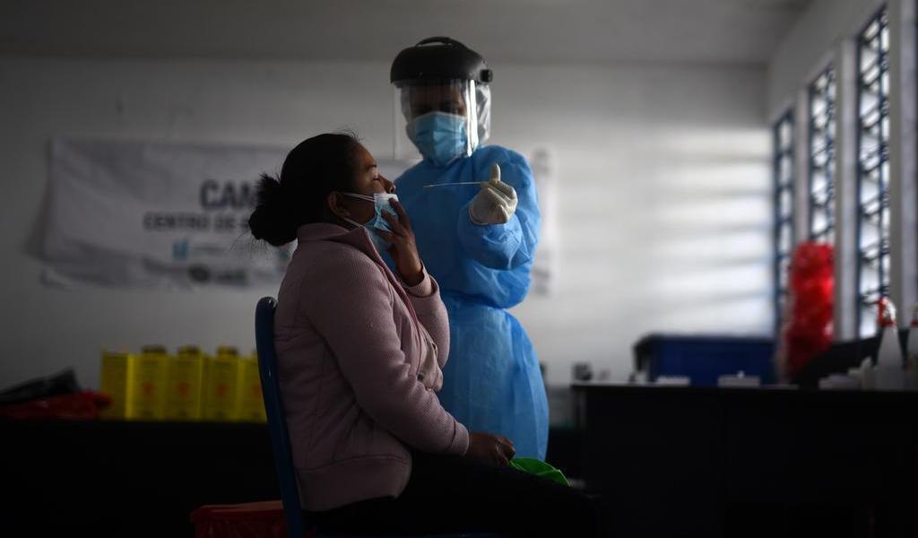 Ciudad de Guatemala muestra una alarmante incidencia de casos de COVID