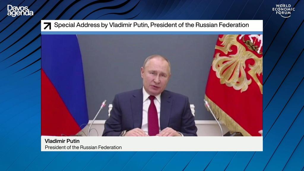 Advierte Putin de riesgos de mayor inestabilidad global