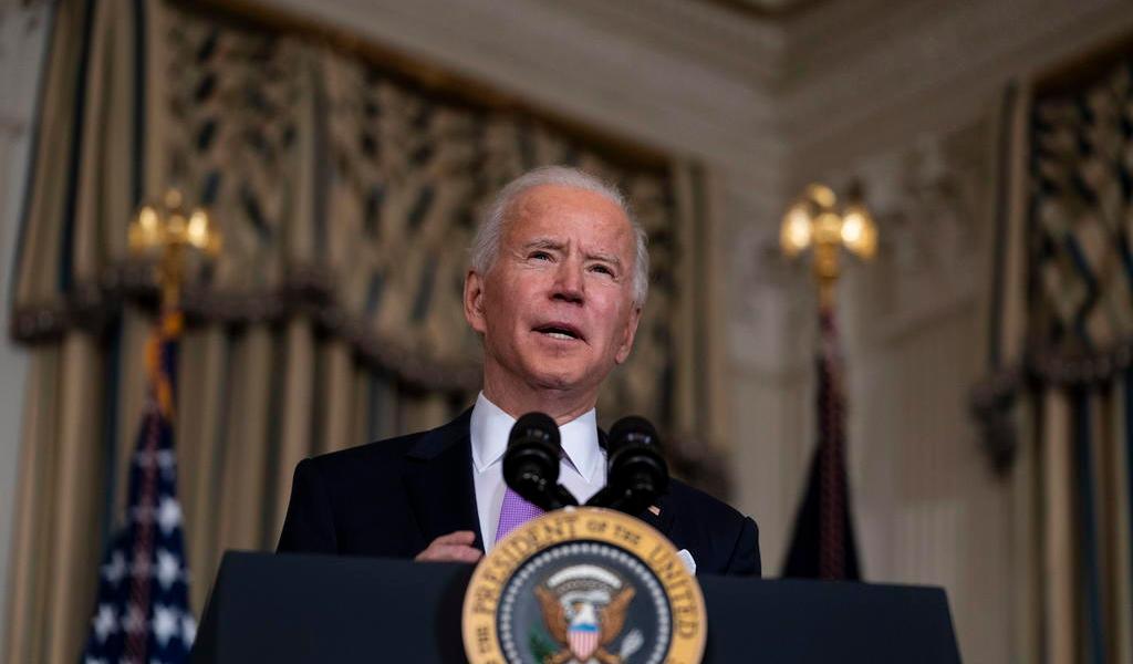 Joe Biden cumple su primera semana como presidente de EUA