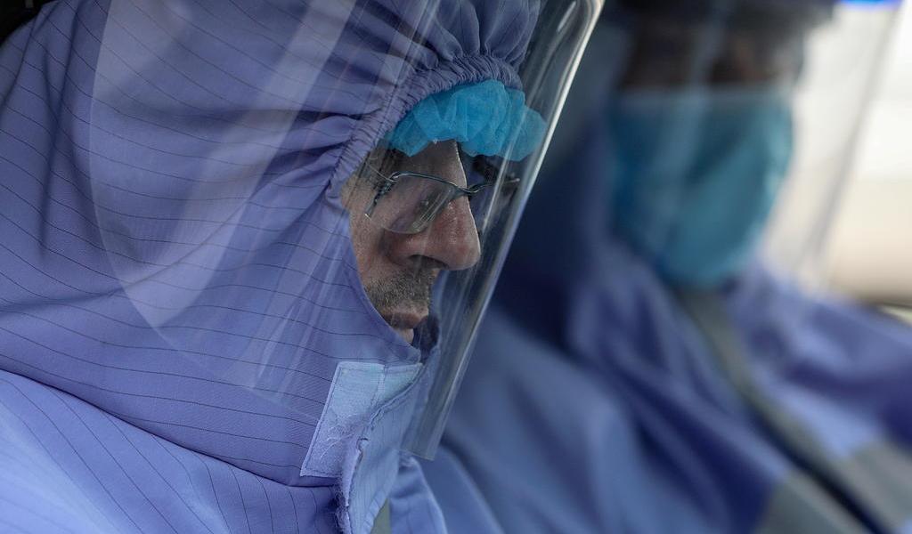 Entregará Israel cinco mil dosis de vacunas contra COVID para personal médico palestino