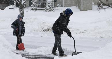 Se prepara noreste de Estados Unidos ante tormenta invernal
