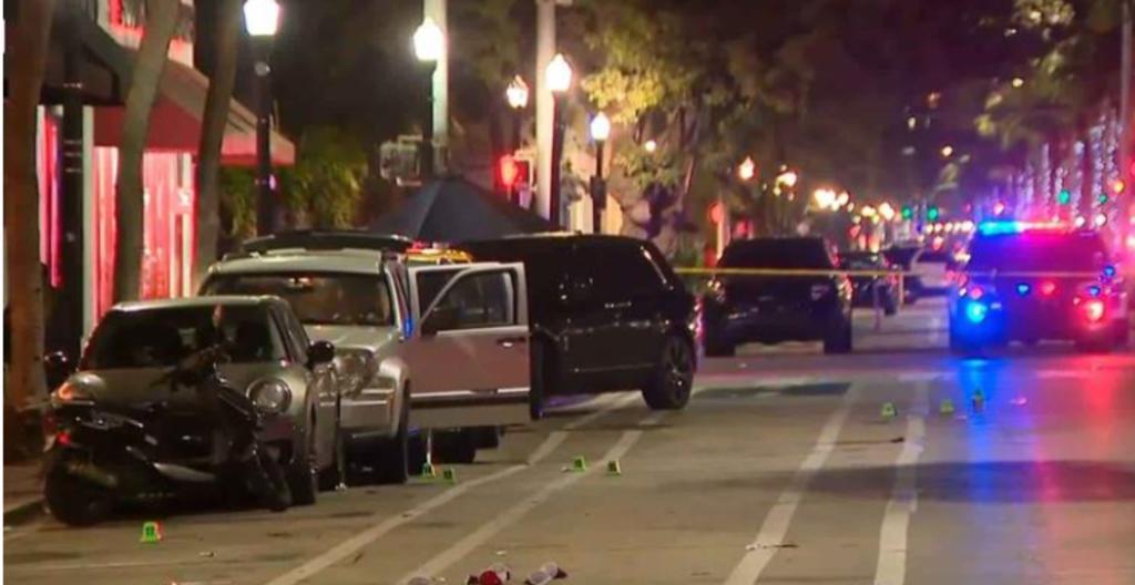 Identifican al autor de tiroteo en Miami que dejó 3 heridos